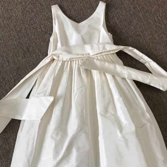 Crewcuts dresses silk flower girl dress sz 6 ivory jcrew poshmark crewcuts silk flower girl dress sz 6 ivory jew mightylinksfo